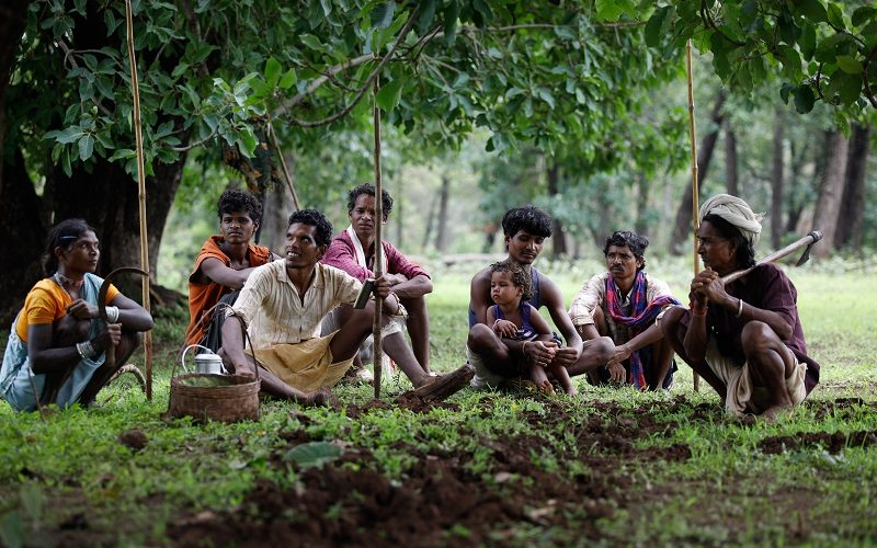 The tribals of Baiga Chak in MP. Courtesy of Sabrangindia.in